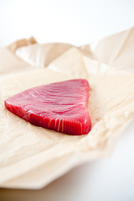 Tuna Tartare With Avocado And Crispy Shallots Recipe — Dishmaps