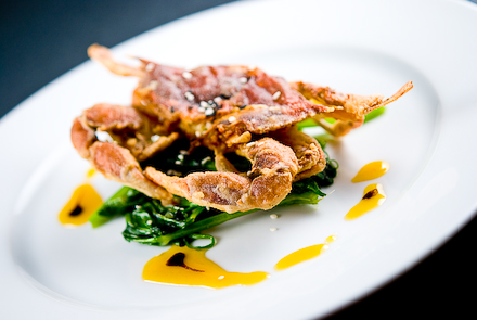 soft-shell-crabs-w-orange-sesame-emulsion-6