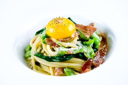 Ramp Carbonara Recipes — Dishmaps
