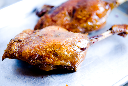 easy duck confit duck confit easy slow roasted duck next i used to ...
