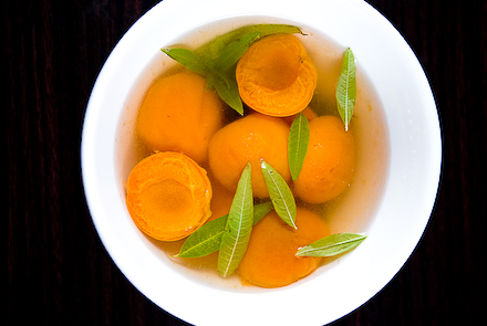 Mandarin Lemon Verbena Marmalade With Campari Recipe ...