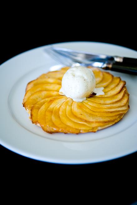 Tarte Aux Pommes Recipe — Dishmaps