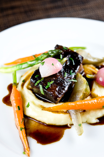Braised Short Ribs: a step by step tutorial