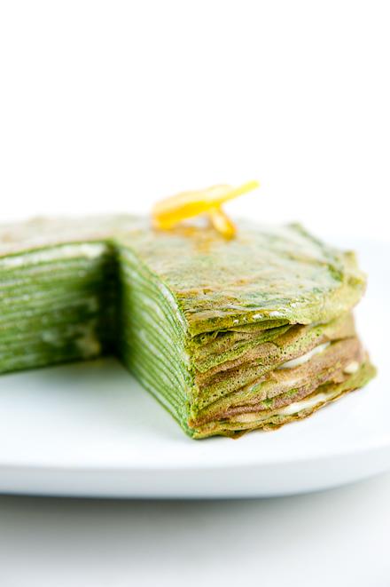 Green Tea Cr 234 Pe Cake Zen Can Cook