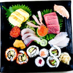 Zen goes Sushi