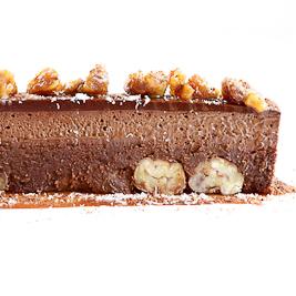 Bitter Chocolate & Forest Chestnut Truffle Cake (The British Larder)
