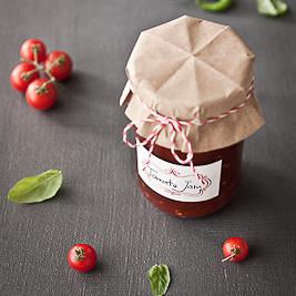 Delicious Tomato Jam (Sweet Sensation)