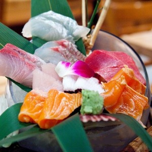 Chef's Choice Special Sashimi from Arami