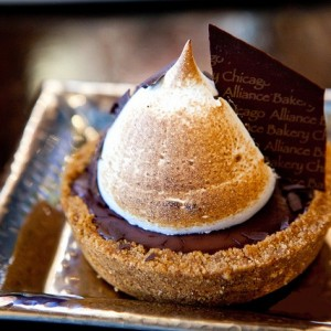 S&#039;more tart from Alliance Bakery
