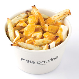 Homemade poutine sauce
