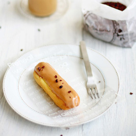 Eclairs au Cafe (Coffee Eclairs)
