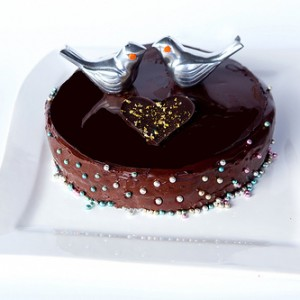 Carrment Chocolat Cake