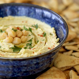 How to Make Perfect Hummus