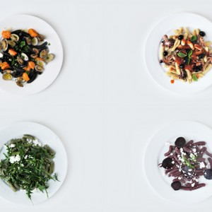Foodanimé : United Colors of Pasta