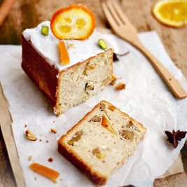 Anise Orange Weekend Cake