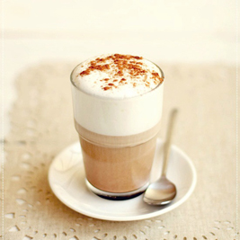 Homemade Cappuccino