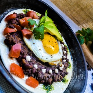 Huevos Rancheros My Way