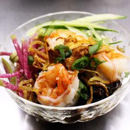 Shrimp Zhajiang Noodles