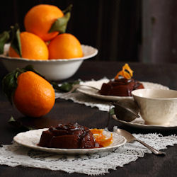 English Sticky Toffee Pudding