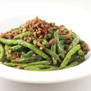 Dry-Fried String Bean