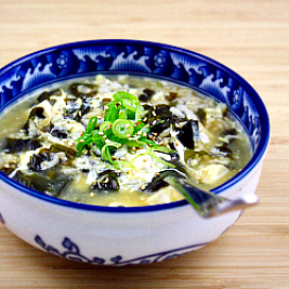 Miyeok Juk – Korean Sea Vegetable Porridge