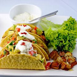 Mexican Chorizo Tacos