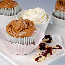 Chocolate Rice Gluten Free Cupcakes