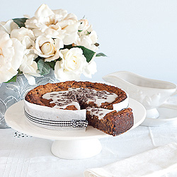 Chocolate Chip Pie - Gluten Free