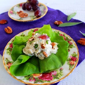 Pecan Sage Chicken Salad
