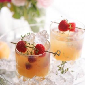 Rhubarb Tea