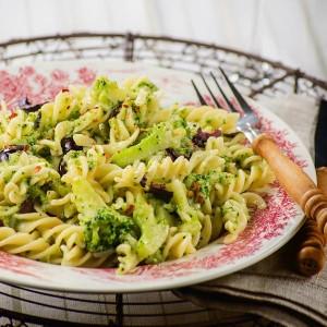 Earthy Pasta e Broccoli Sicilian style