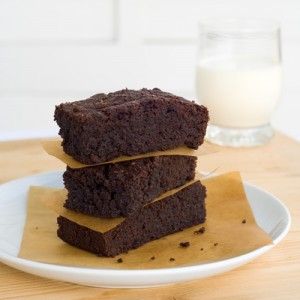 BAKED Chocolate Brownies