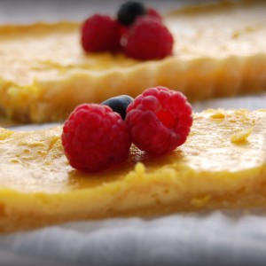 The perfect LEMON TART