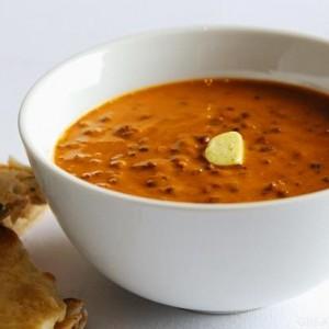 Lentil Dahl Makhni soup