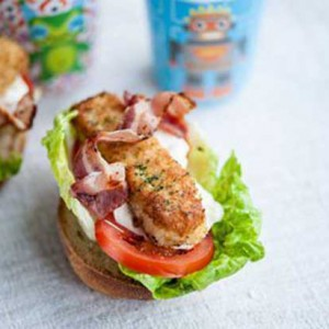 Fish Finger BLT