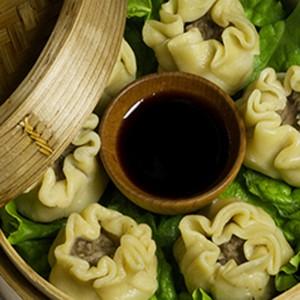 Buuz (Mongolian Dumplings)