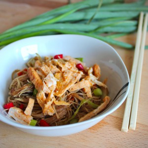 Fried Rice Vermicelli (Bee Hoon)