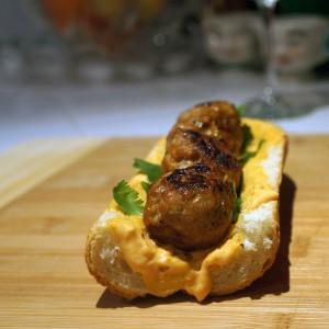 Bánh Mì-tball Subs
