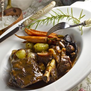 Coq Au Vin – An Easy Version of the French Classic.