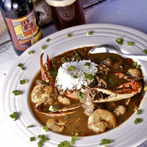 The Best Louisiana Seafood Gumbo