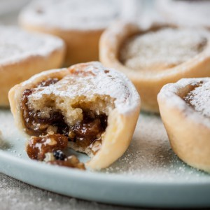 MARCUS\'S MINCE PIES - MARCUS WAREING