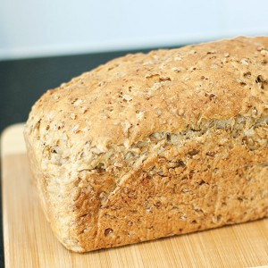 Thermomix Sprouted Wheat Bread