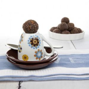 Chocolate & Orange Protein Balls