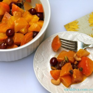Sweet & Salty Beet Salad