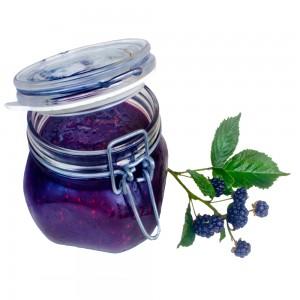 Blackberry Port Wine Jam